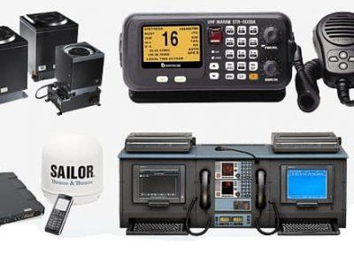 Used Marine Navigation Equipments